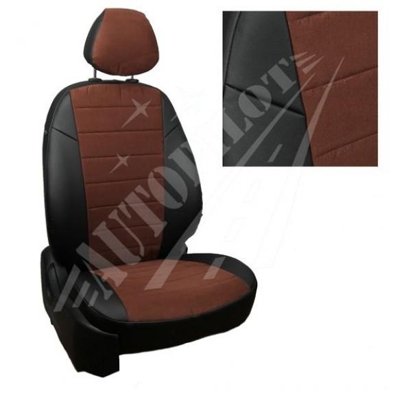 Чехлы из алькантары, Volkswagen Jetta 6 (2011+)